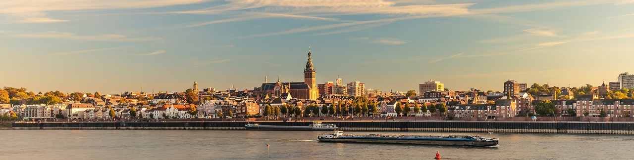 Nijmegen is een belevenis