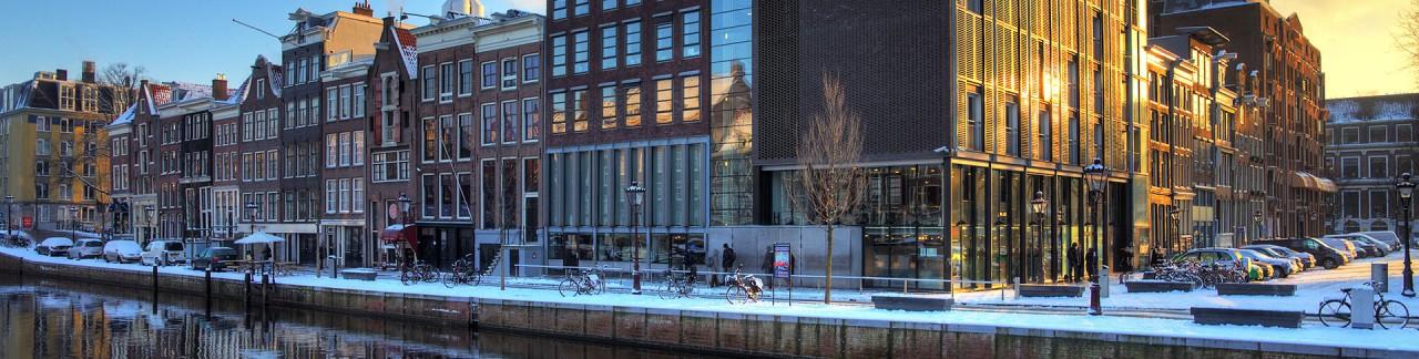 Anne Frank Huis imponeert