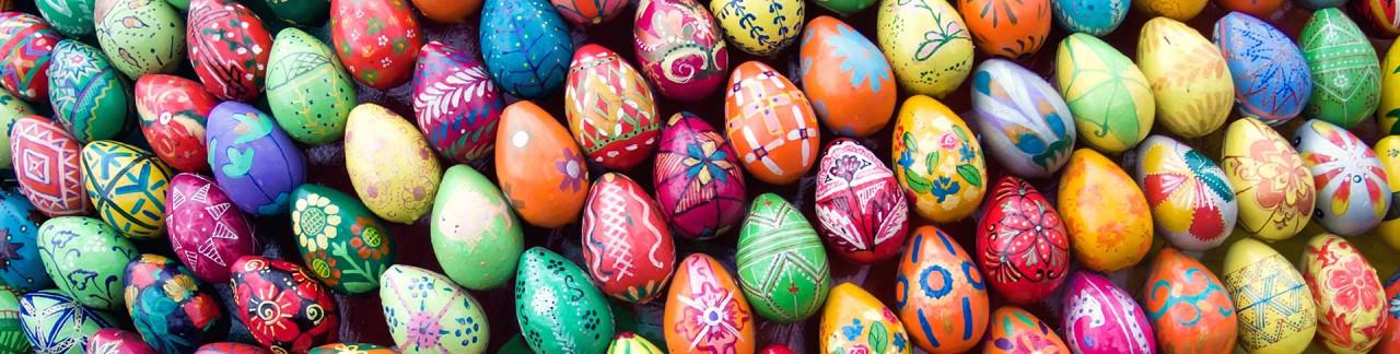 Pasen draagt de zomer aan zijn gat