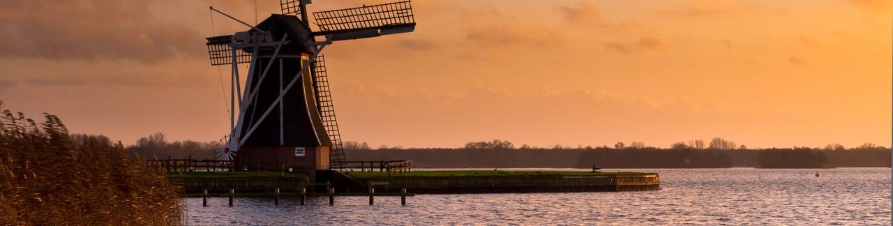 Een dag vol belevenissen bij de Friese meren