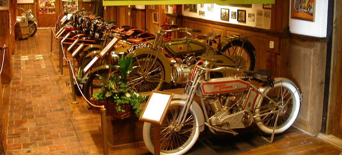 American Motorcycle Museum Raalte Binnen