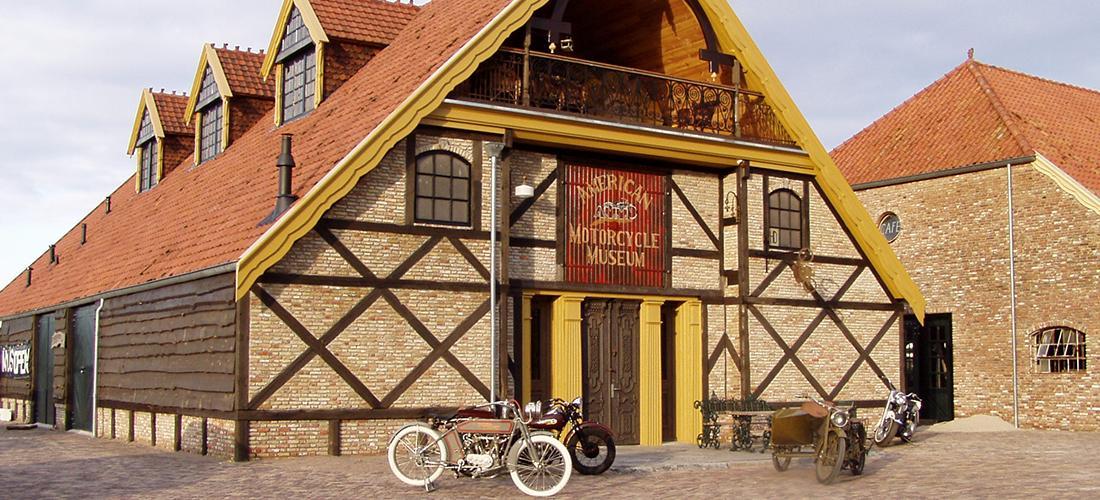 American Motorcycle Museum Raalte Buiten