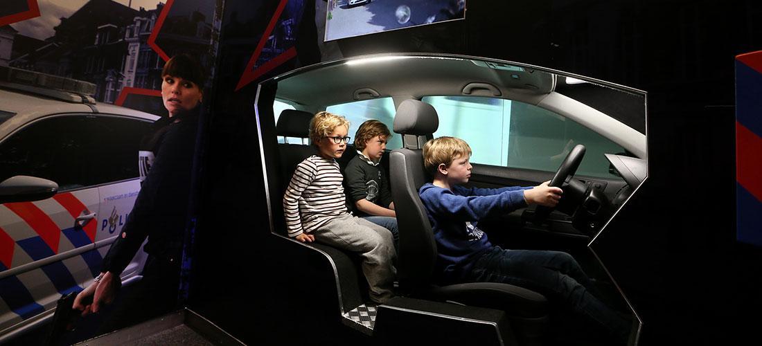 Mediapark Hilversum Simulator