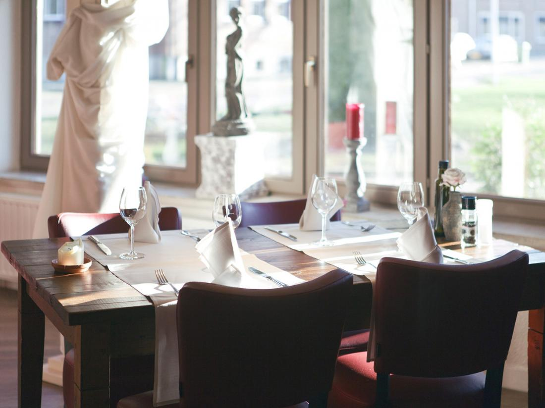 Hotelarrangement Aardenburg Restaurant