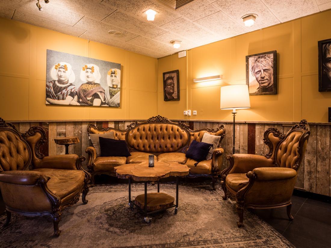 Strandhotel Westduin Weekendjeweg Zeeland Lounge