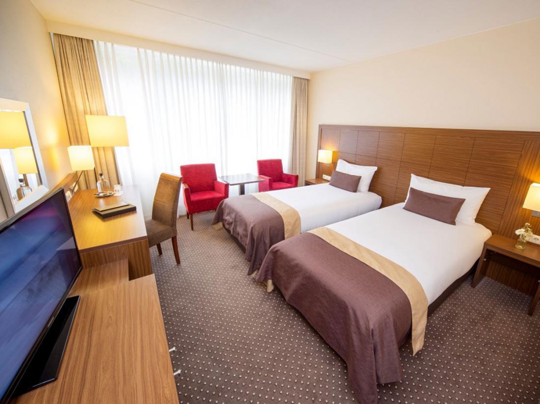 Hotel de Bilderberg Oosterbeek Comfort Hotelkamer
