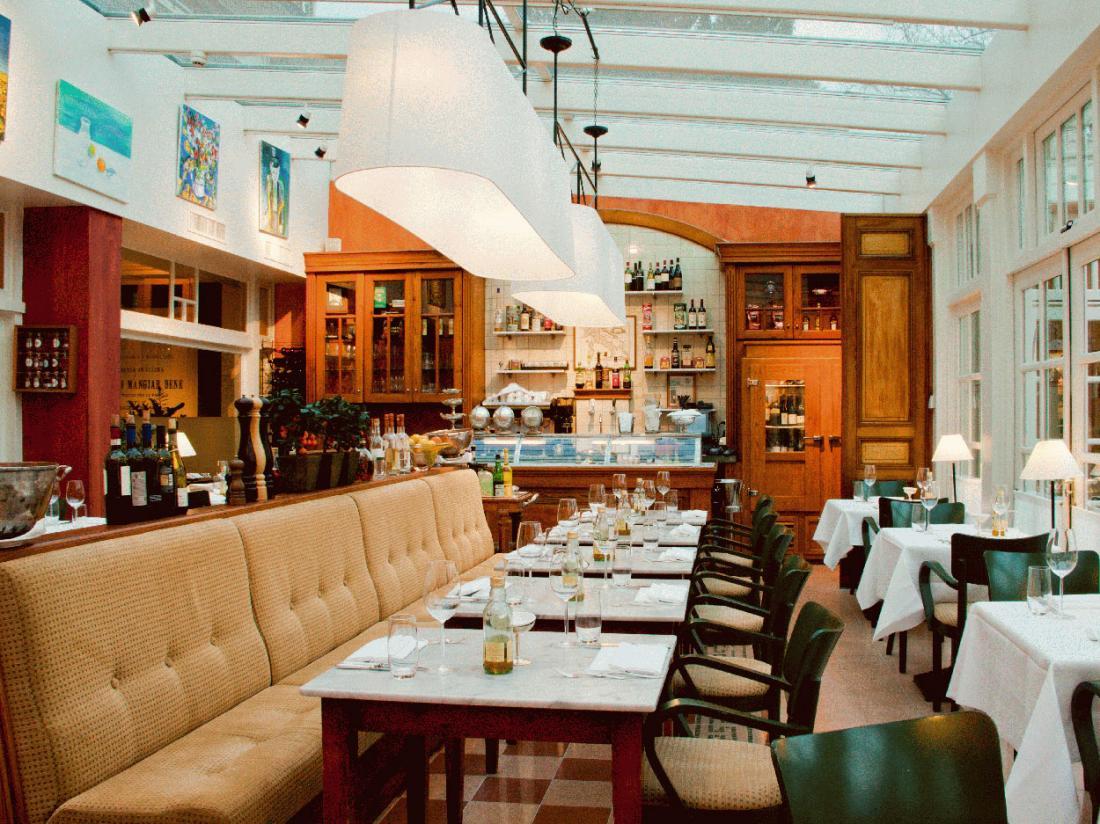 Hotel de Bilderberg Oosterbeek Restaurant
