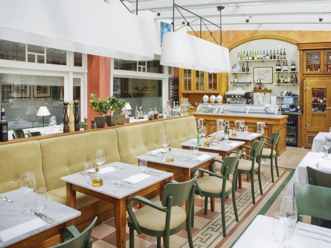 Hotel de Bilderberg Restaurant