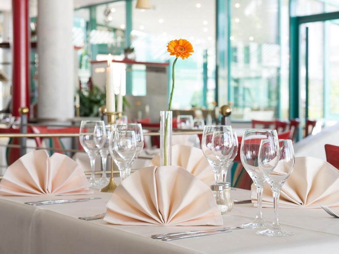 Ringhotel katharinen Hof diner tafel2