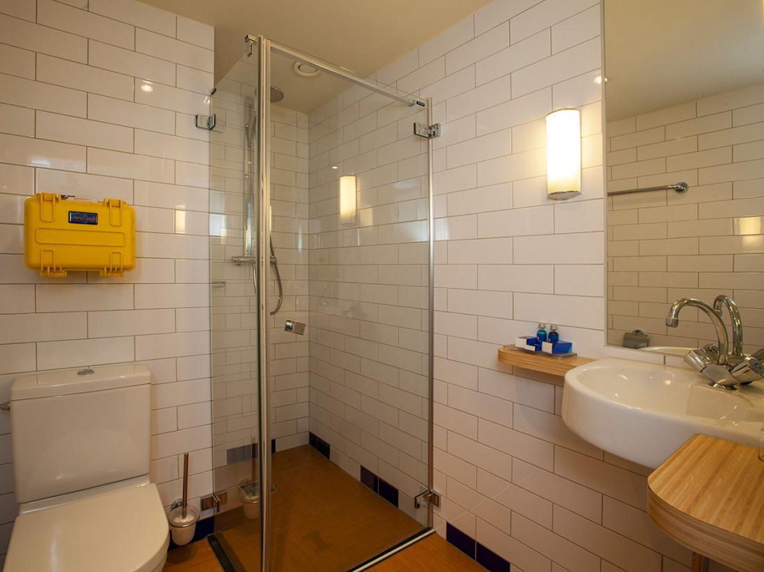 Hotel Vlaardingen Badkamer Ketelbinkie