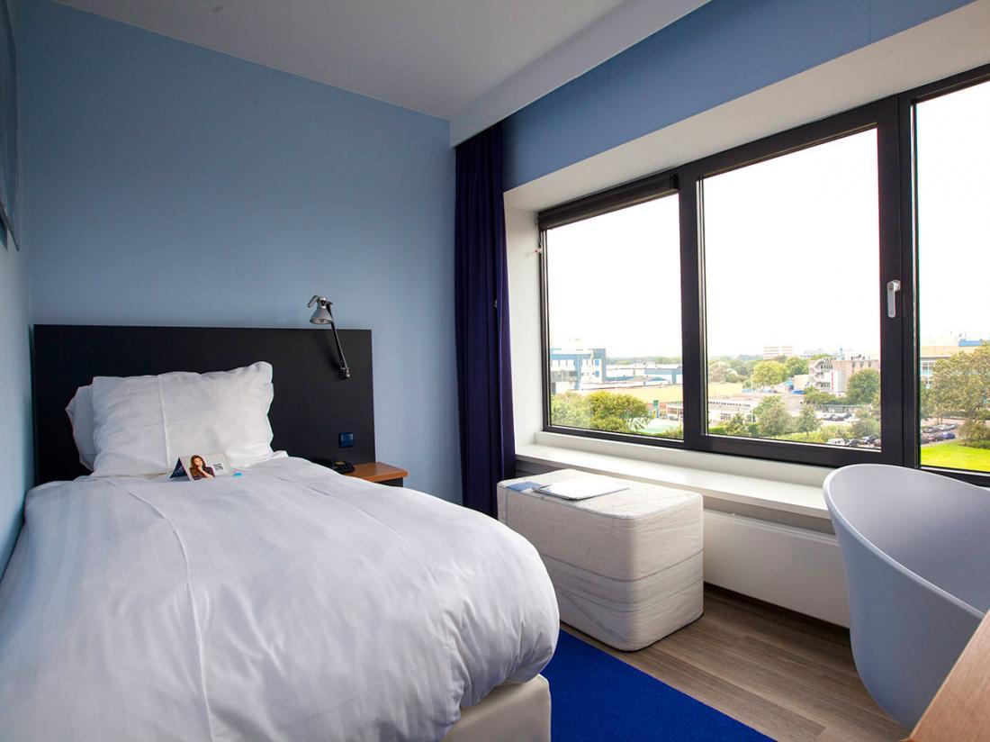 Weekendjeweg Vlaardingen Hotelkamer Ketelbinkie