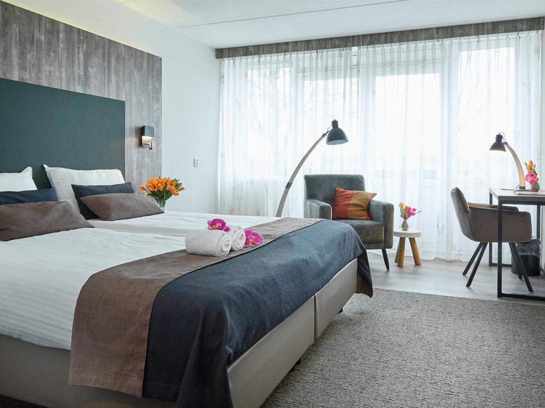 Hotelaanbieding Drenthe Kamer