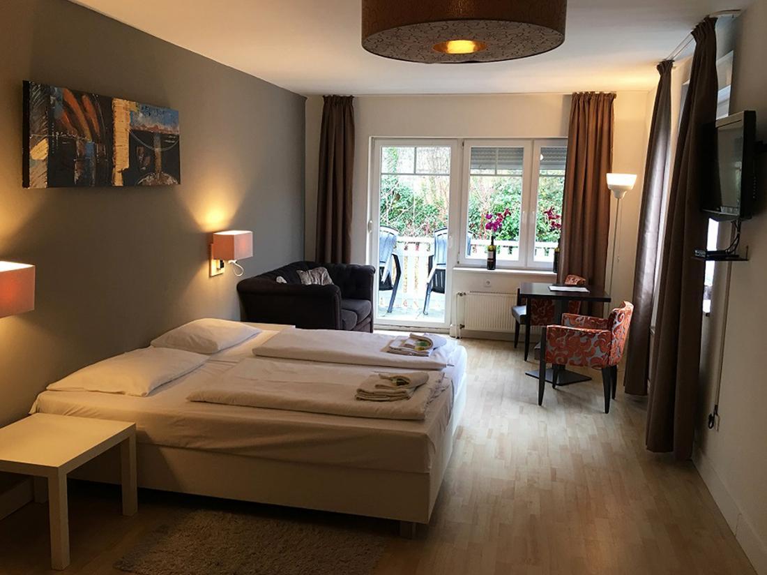 Parkhotel Schmallenberg Sauerland Hotelkamer