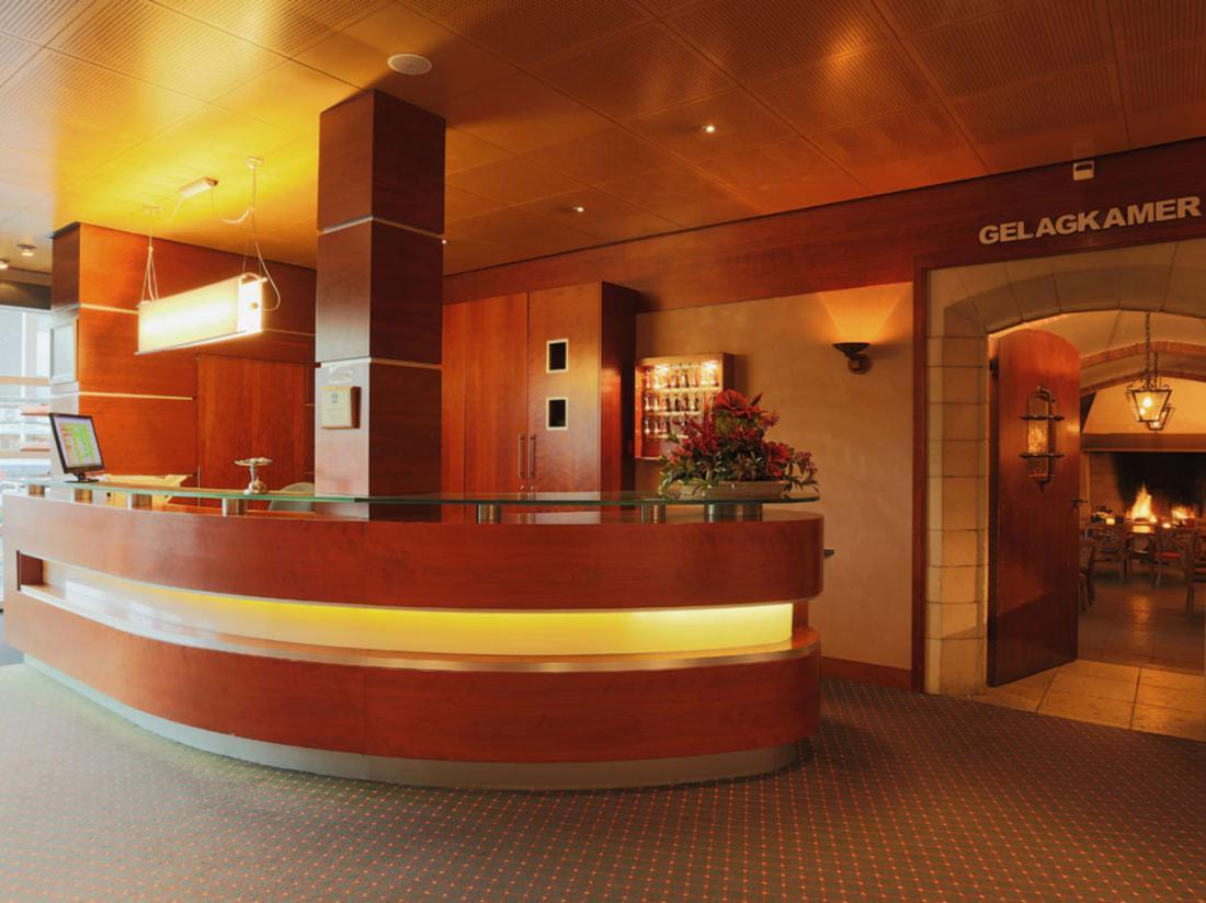 Hotelaanbieding Overijssel Receptie