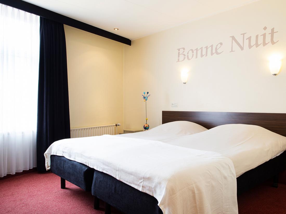 Hotel Maas Hotel Kamer