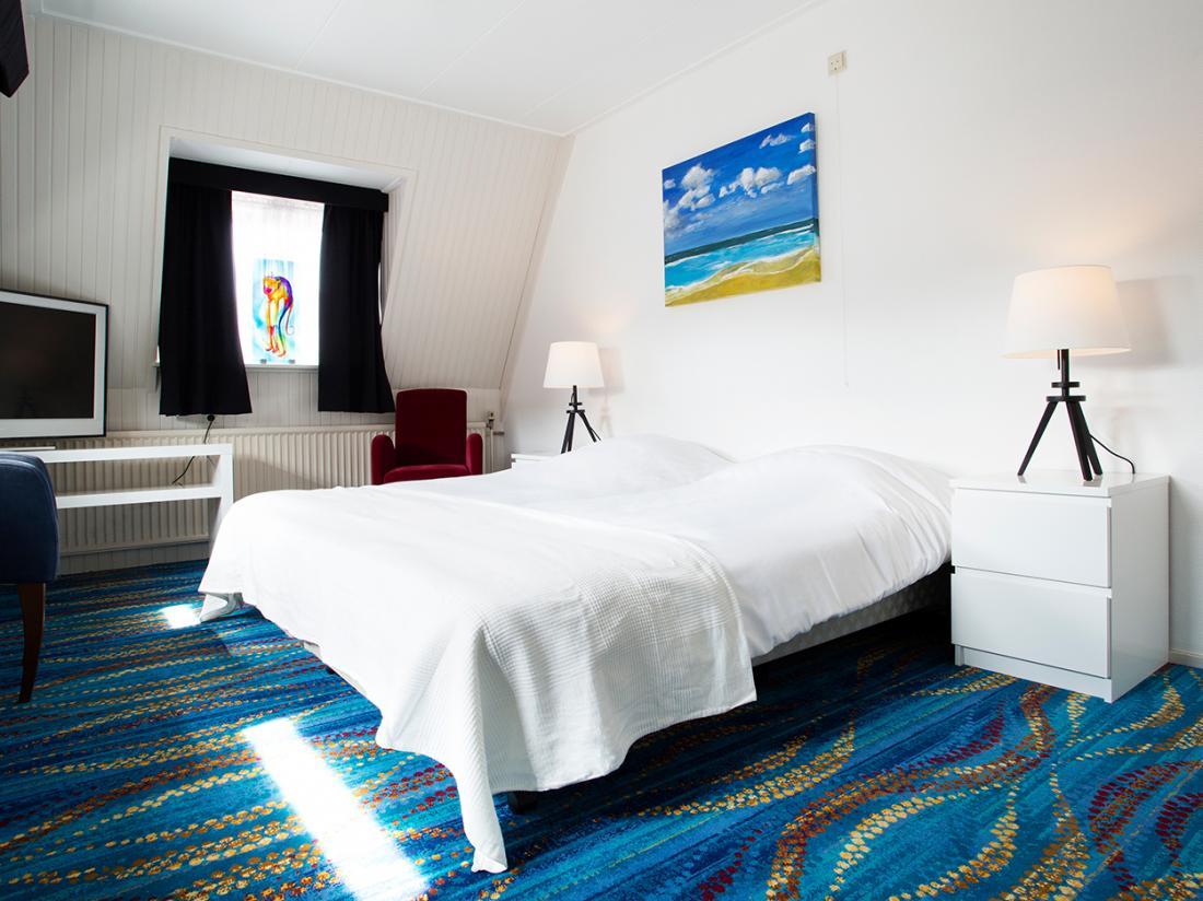 Hotel Maas Hotelkamer