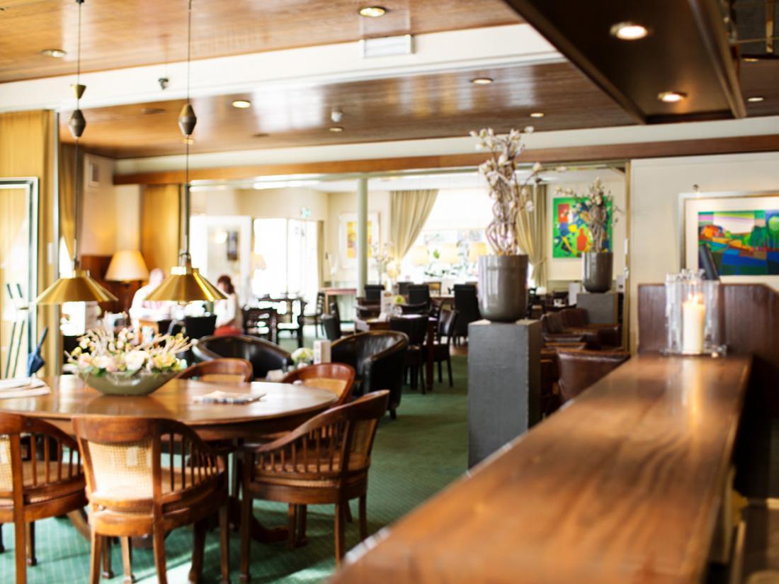 Hotel Maas Ootmarsum Bar
