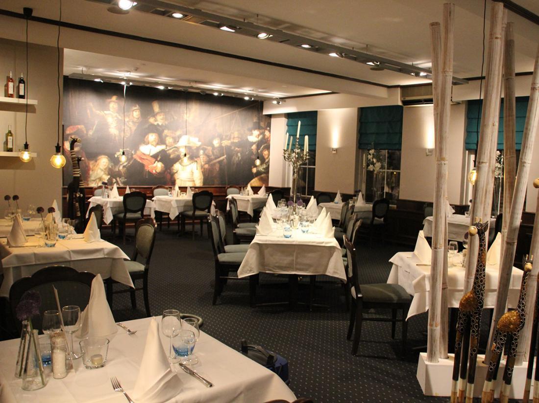 Hotel Maas Ootmarsum Diner
