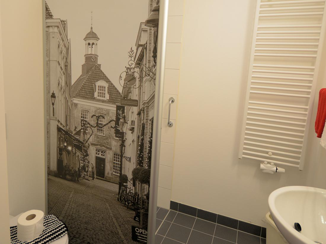 Hotel Ootmarsum Badkamer Overijssel