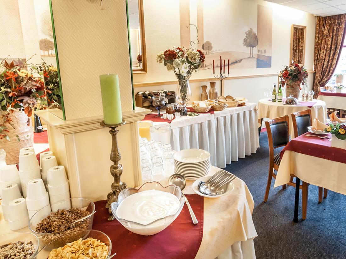 Hotel Ootmarsum Restaurant