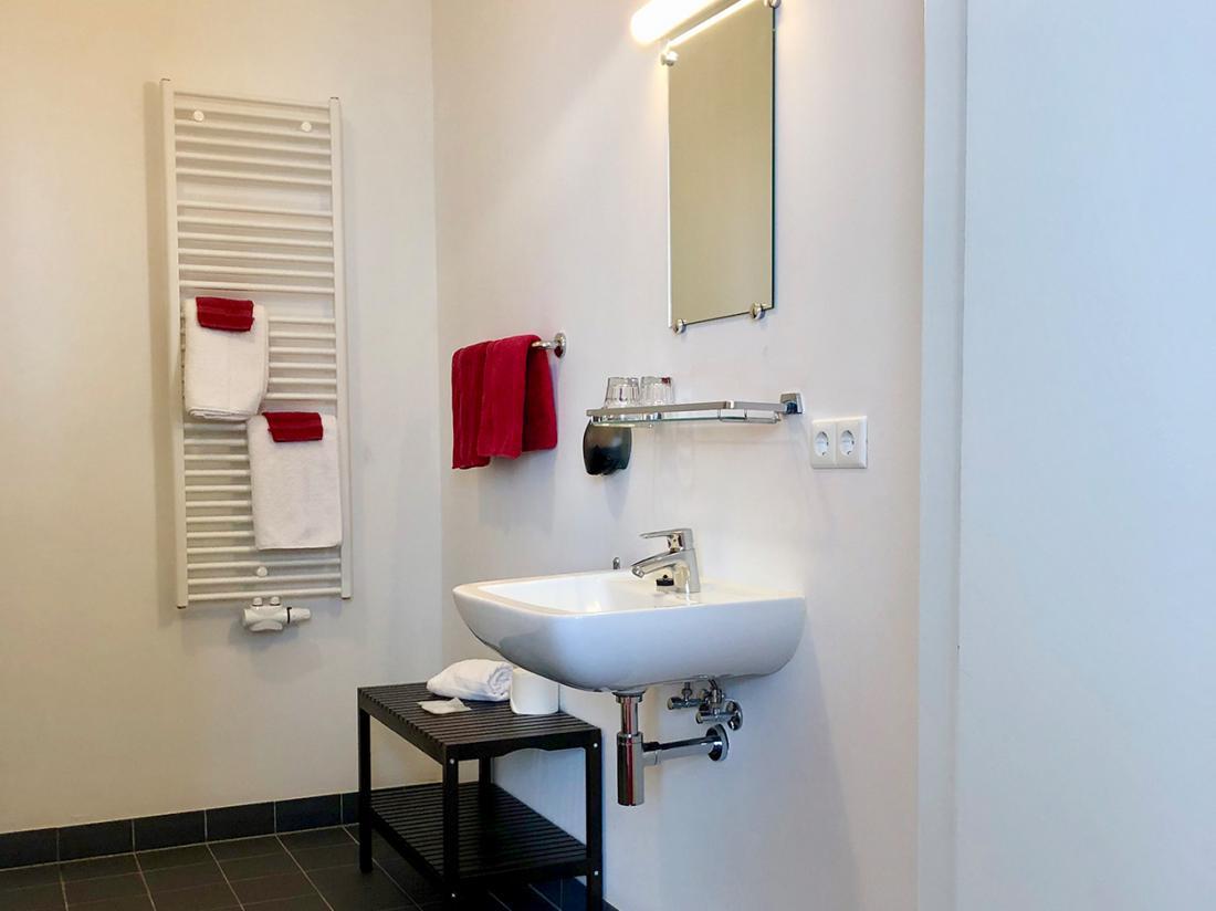 Hotelaanbieding Ootmarsum Badkamer