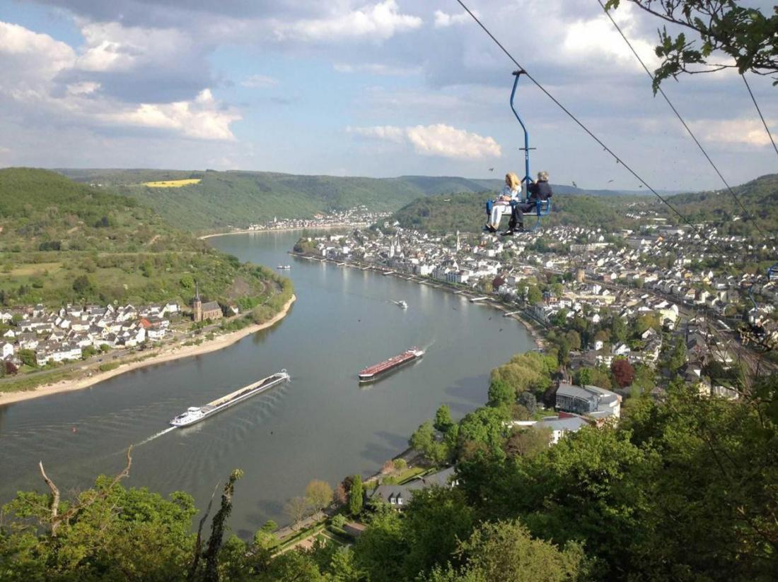 Hotelarrangement Rheinlust Rheinland Pfalz kabelbaan