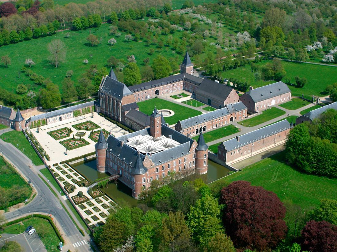 Martins Rentmeesterij Limburg Bilzen Hotel