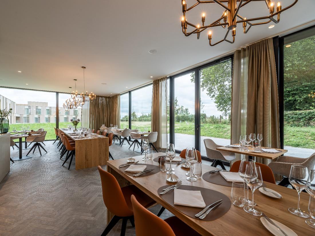 Martins Rentmeesterij Limburg Bilzen Restaurant