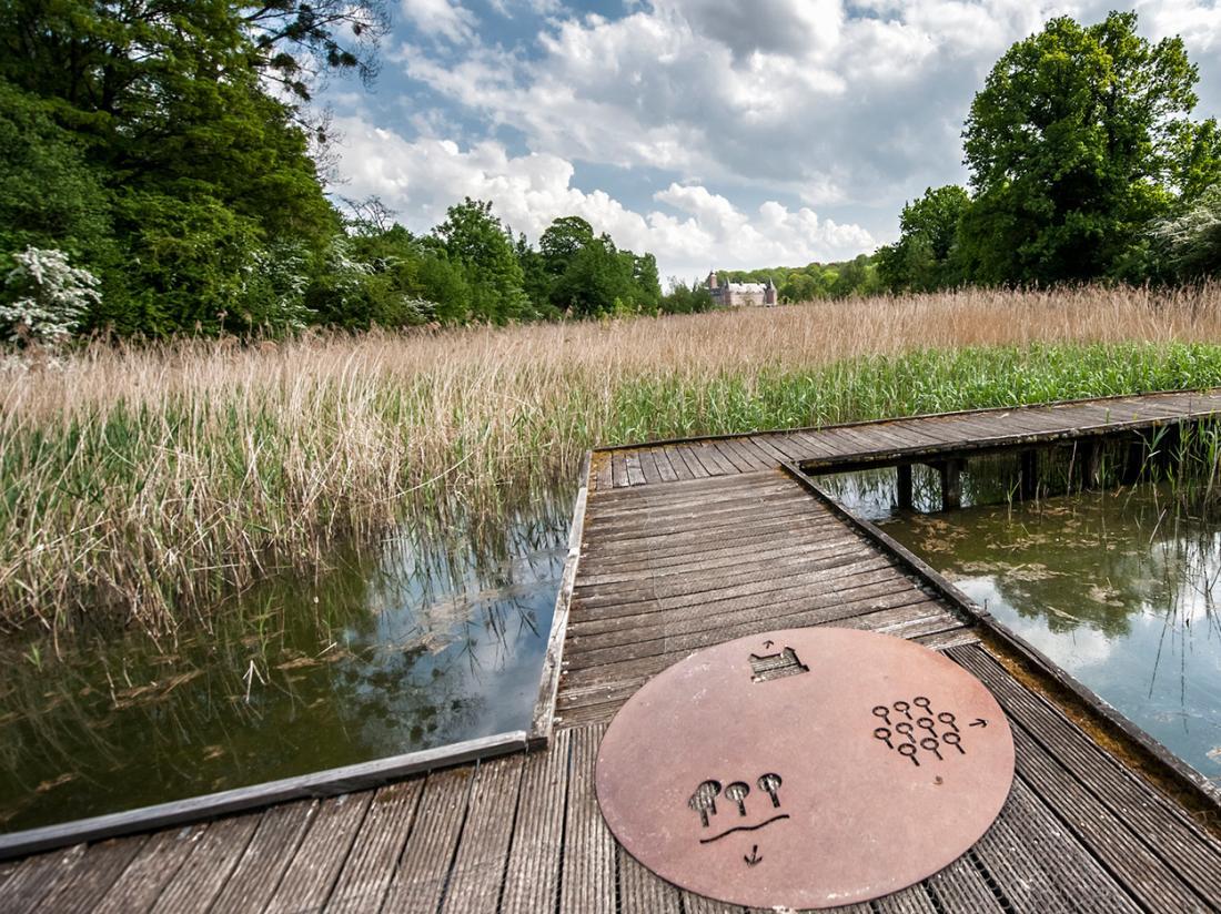 Martins Rentmeesterij Limburg Bilzen Wandelroute
