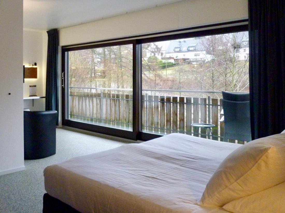 Bed Breakfast Winterberg Sauerland Comfort Kamer Uitzicht