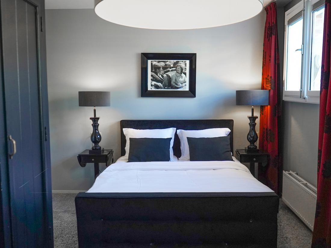 Hotel Huis van Bewaring Almelo Hotelkamer