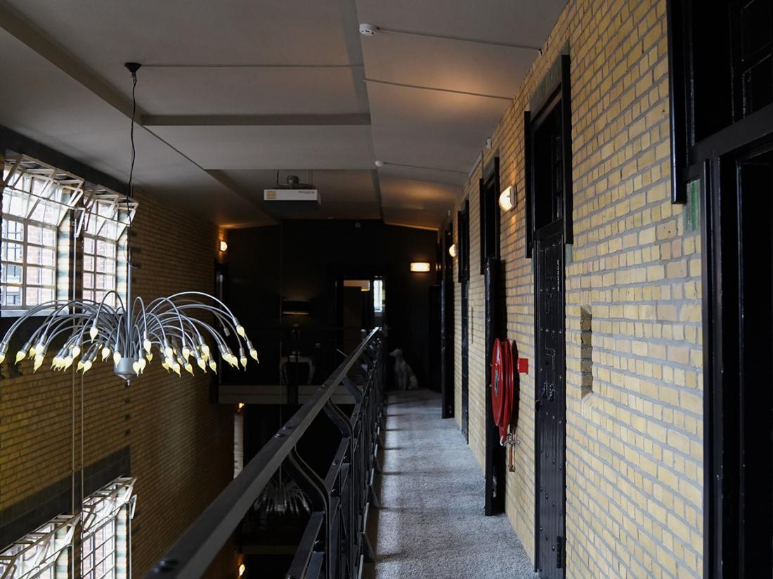 Hotel Huis van Bewaring Almelo Impressie