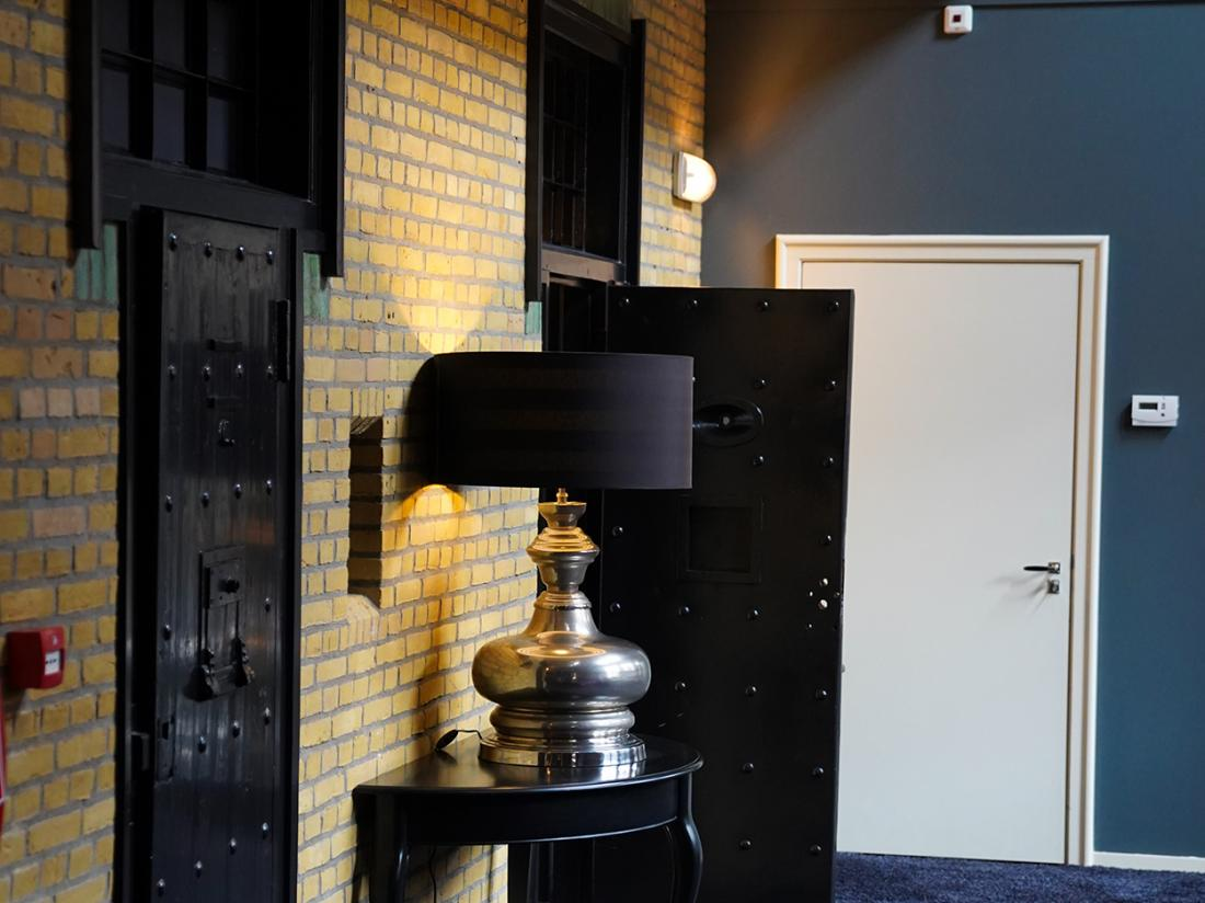 Hotel Huis van Bewaring Almelo Interieur