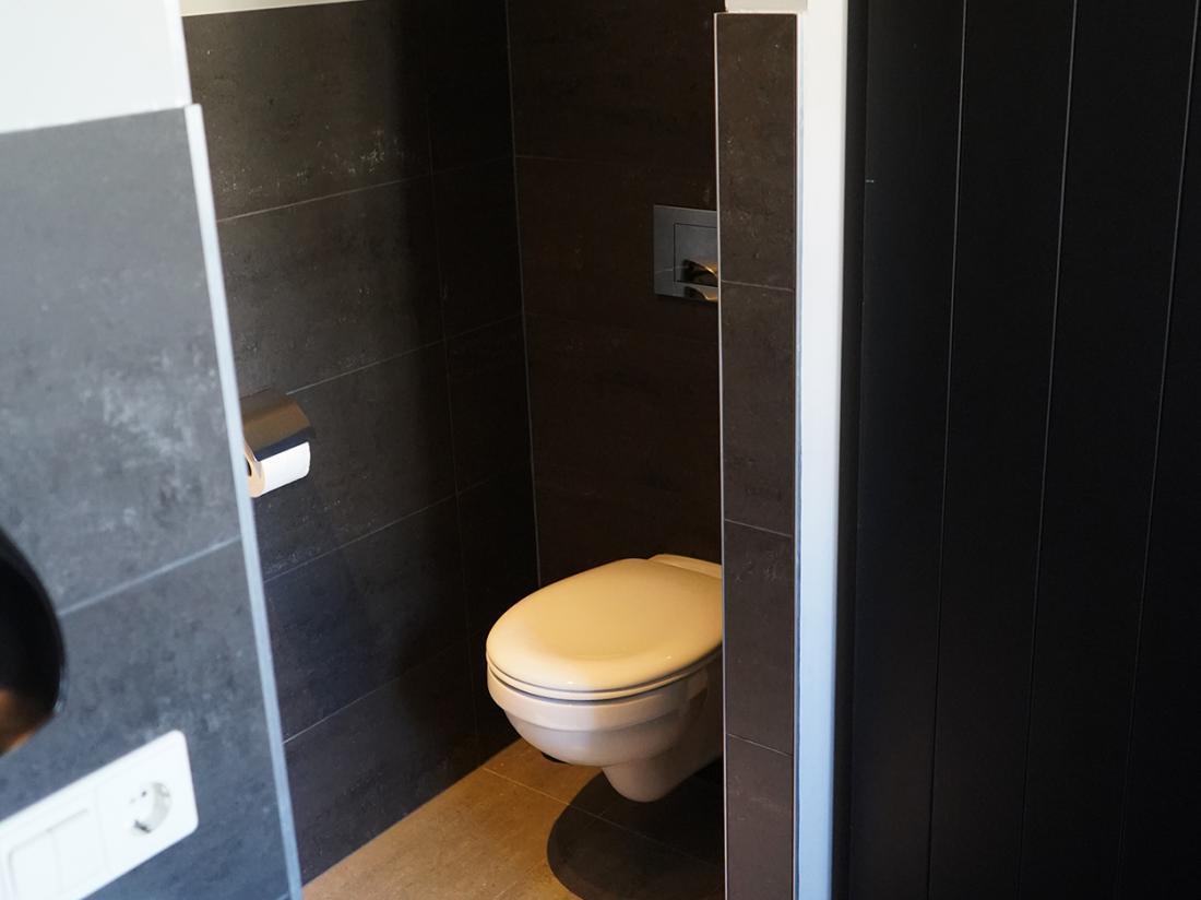 Hotel Huis van Bewaring Almelo Overijssel Sanitair Standaard Kamer