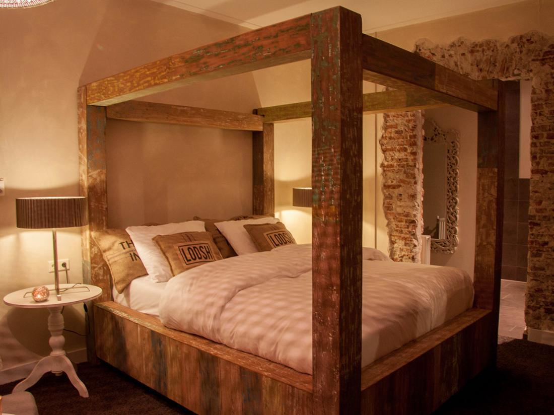 Hotel Huis van Bewaring Overijssel Cipier Suite