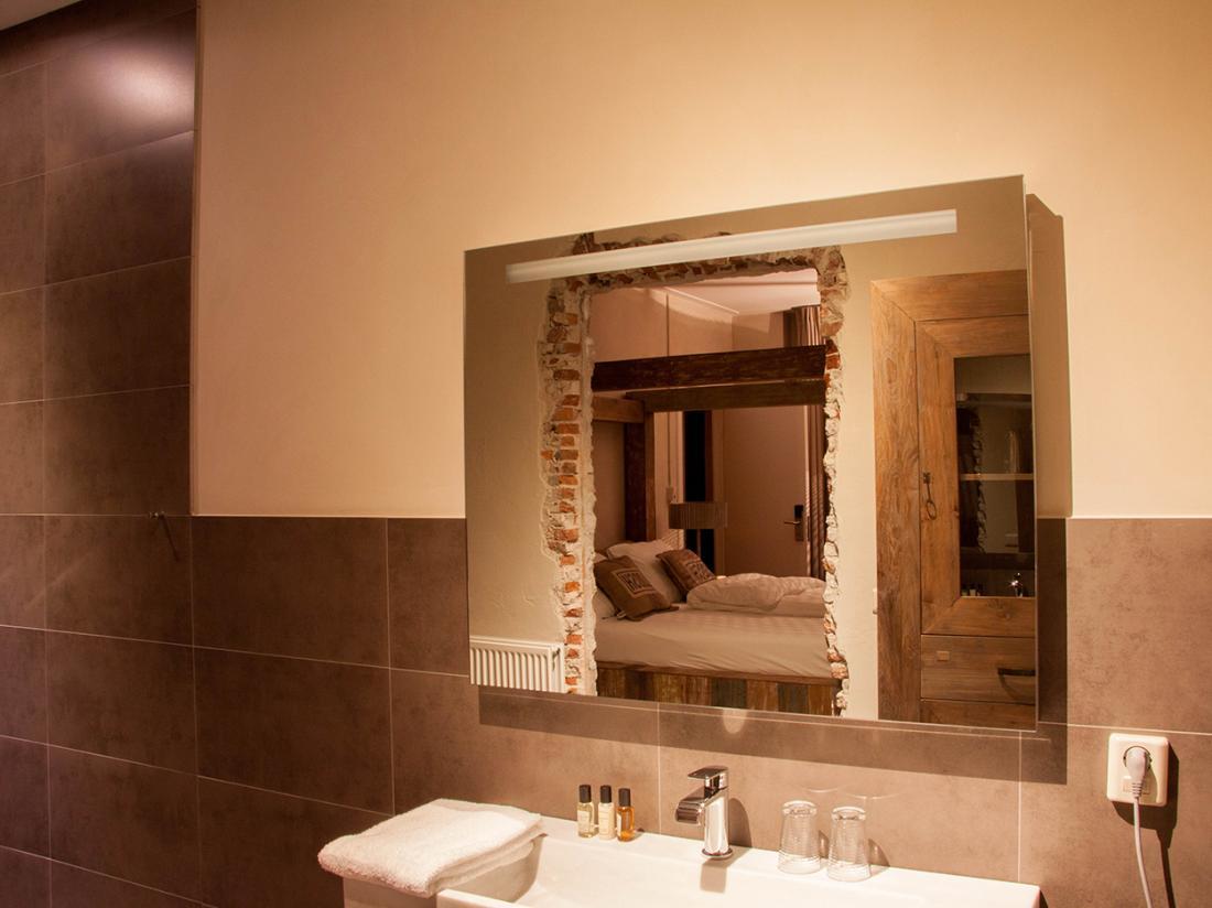 Hotel Huis van Bewaring Overijssel Sanitair Cipier Suite
