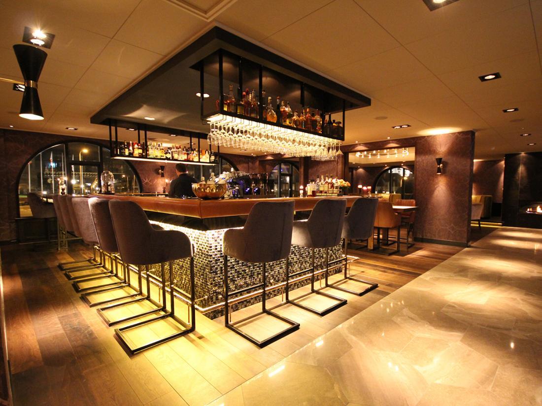 Weekendje weg Noordwijk Alexander hotel lounge