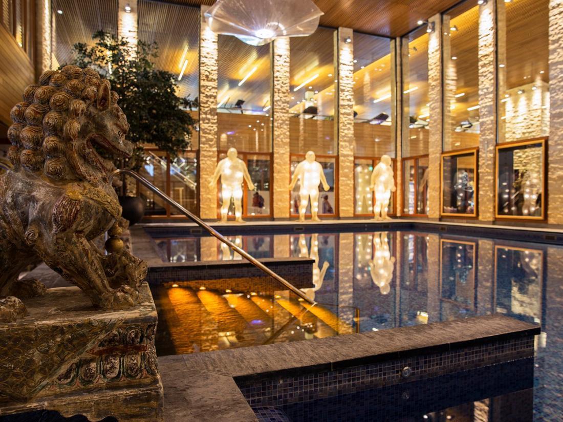 Weekendje weg Noordwijk Alexander hotel wellness