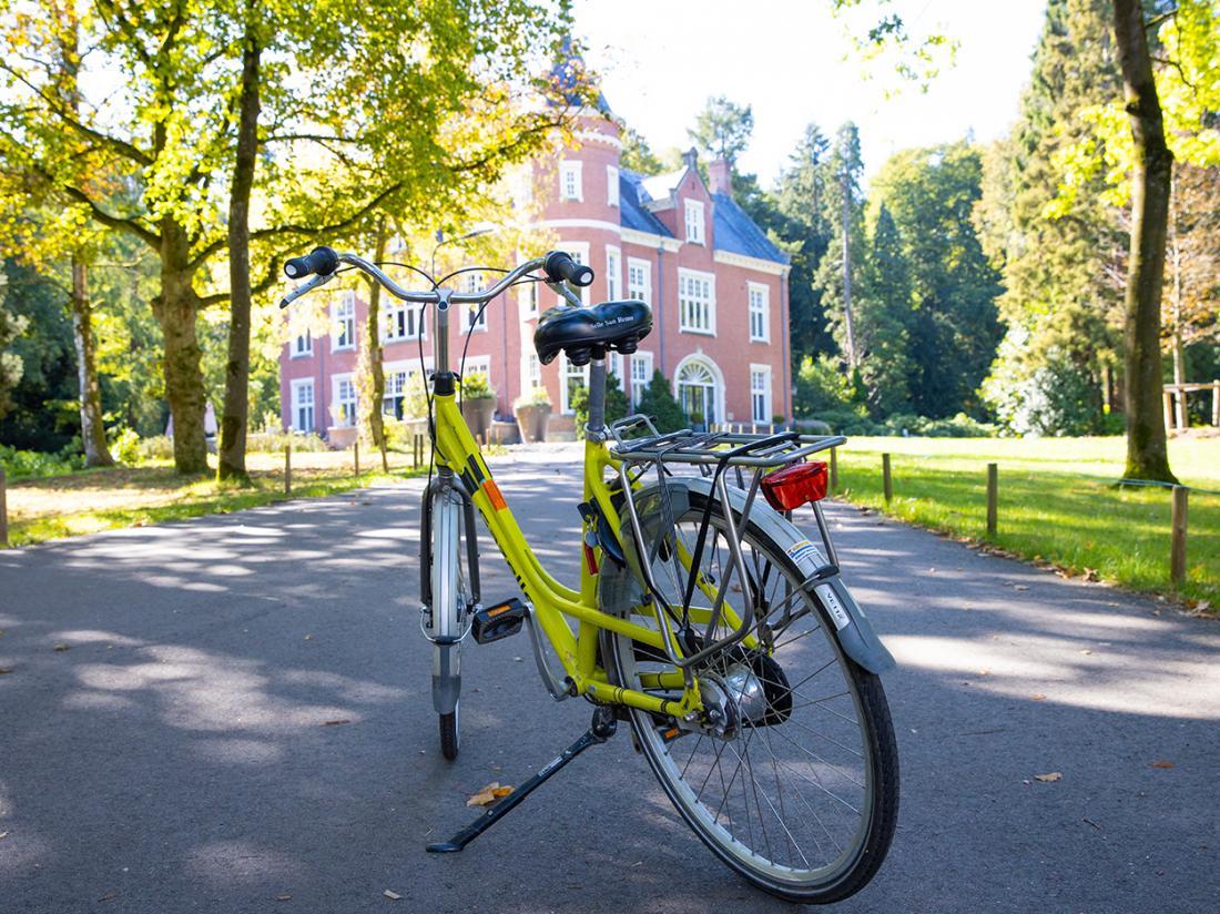 HotelKasteel Spelderhof Beekbergen Fiets