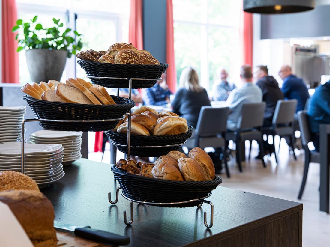 HotelKasteel Spelderhof Beekbergen Ontbijt Lunch