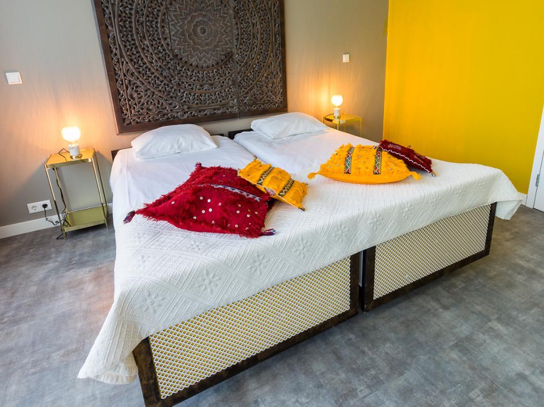 HotelKasteel Spelderhof Beekbergen Themakamer Marrakesh