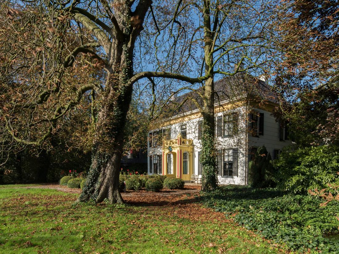 Landgoed Ekenstein Appingedam Groningen Hotel Exterieur