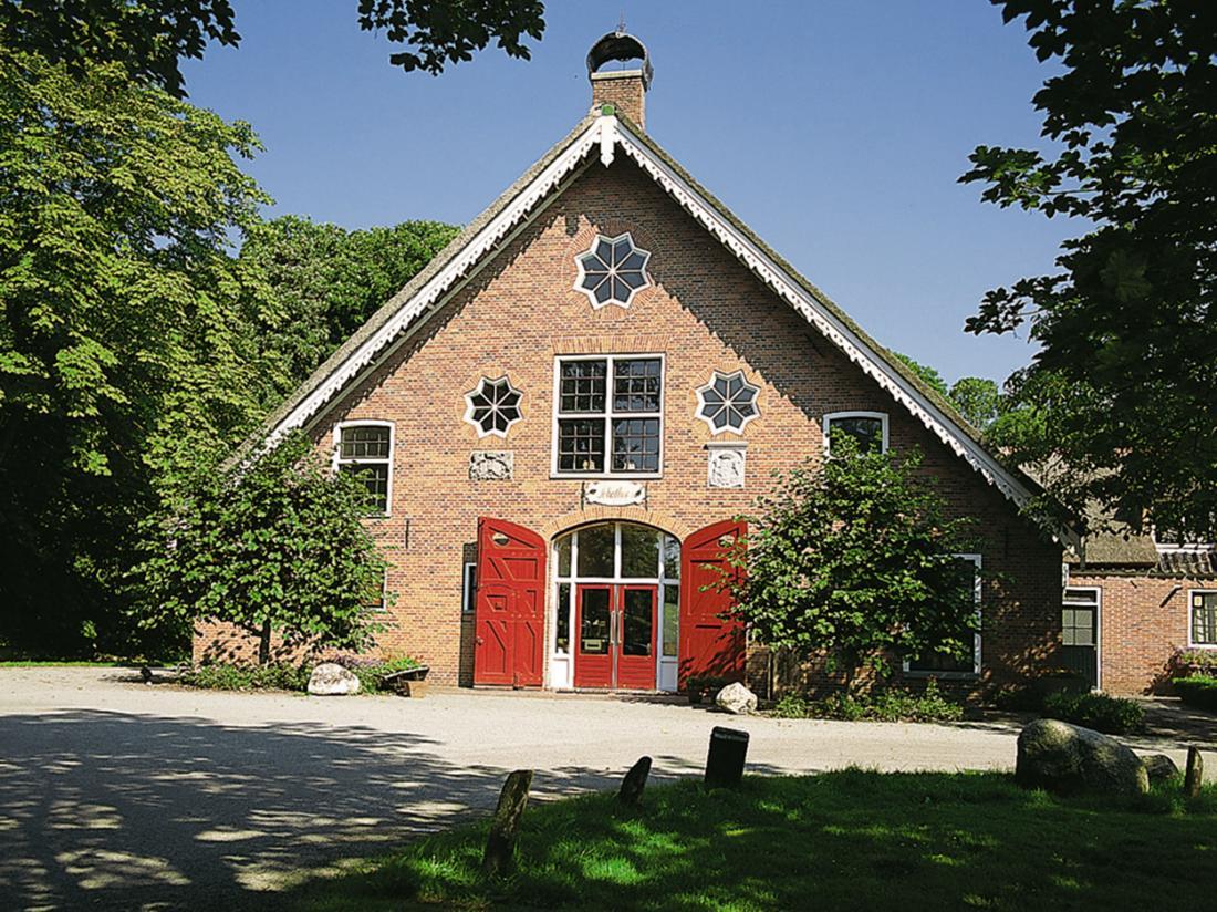 Landgoed Ekenstein Appingedam Groningen Zaal Schathoes