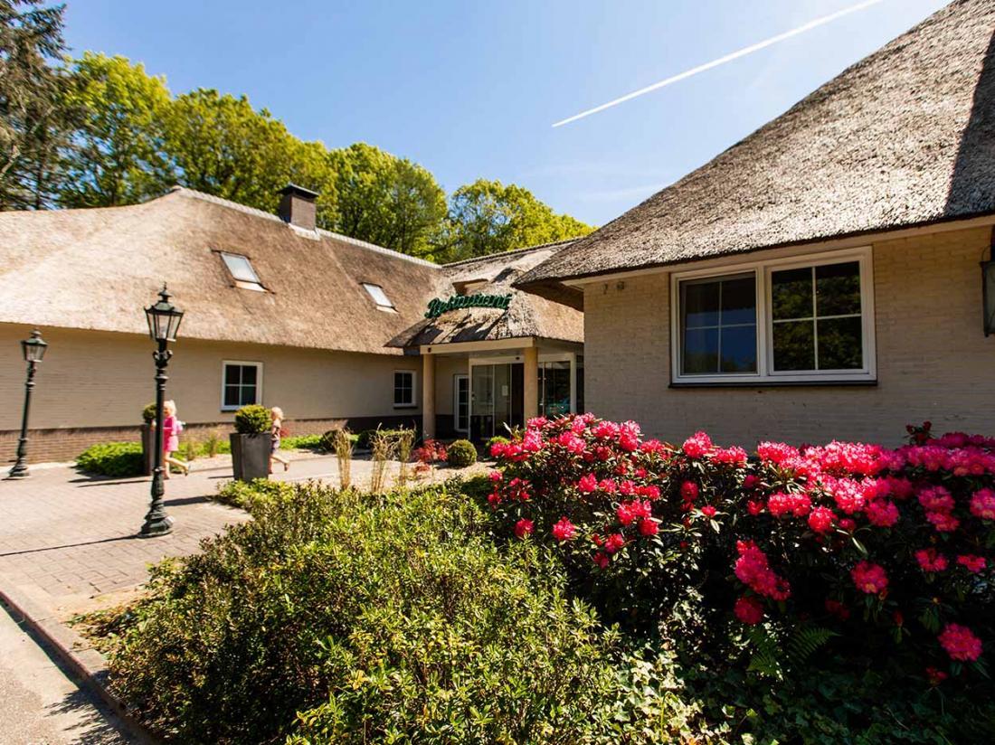 Landhuishotel Herikerberg Salland Twente Entree