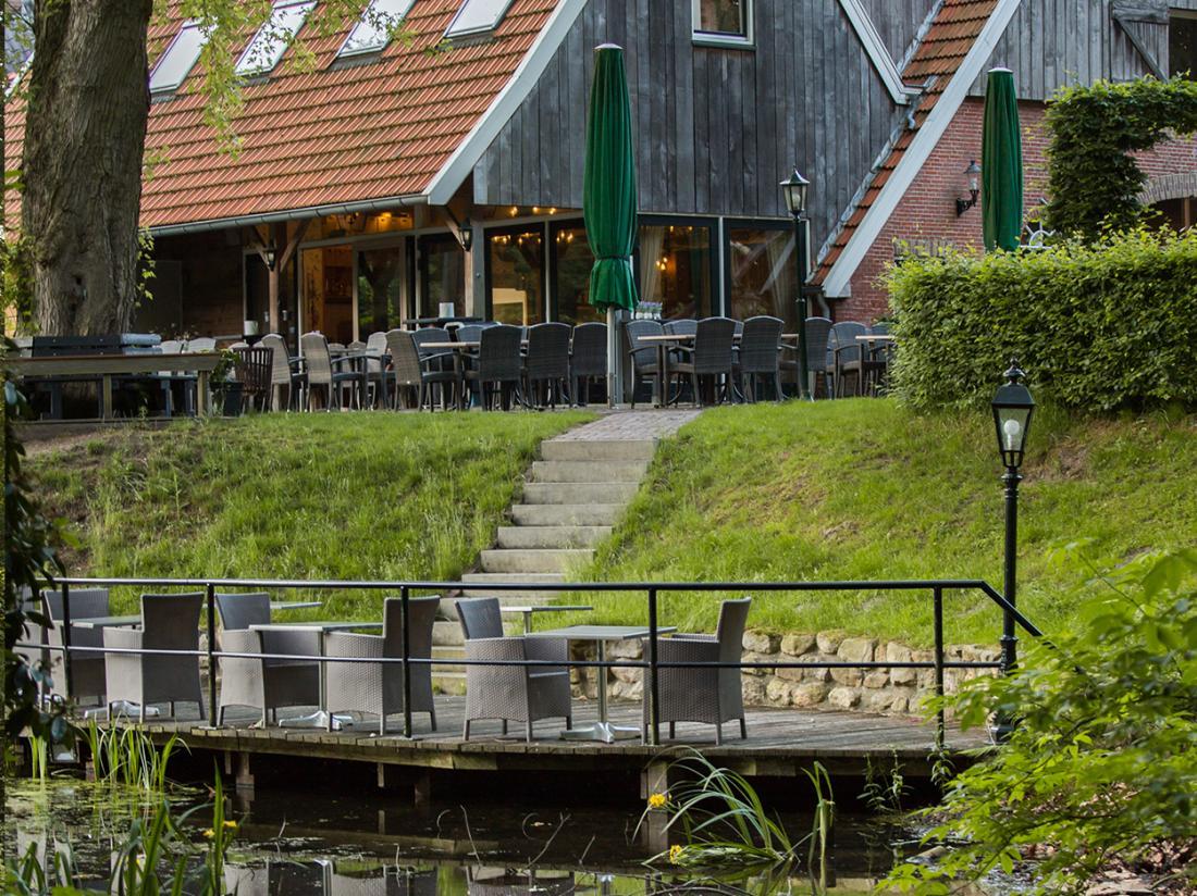 Aanzicht Hotel Erve Hulsbeek Twente