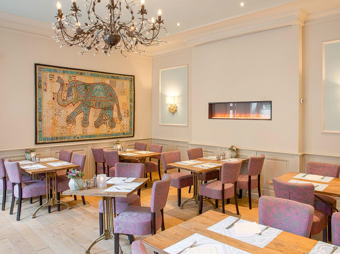 Erve Hulsbeek Overijssel Restaurant
