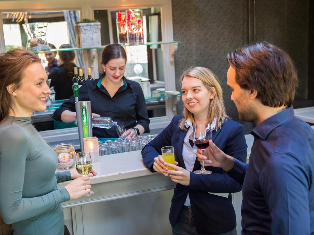 Hotel Bar Hulsbeek Overijssel wente