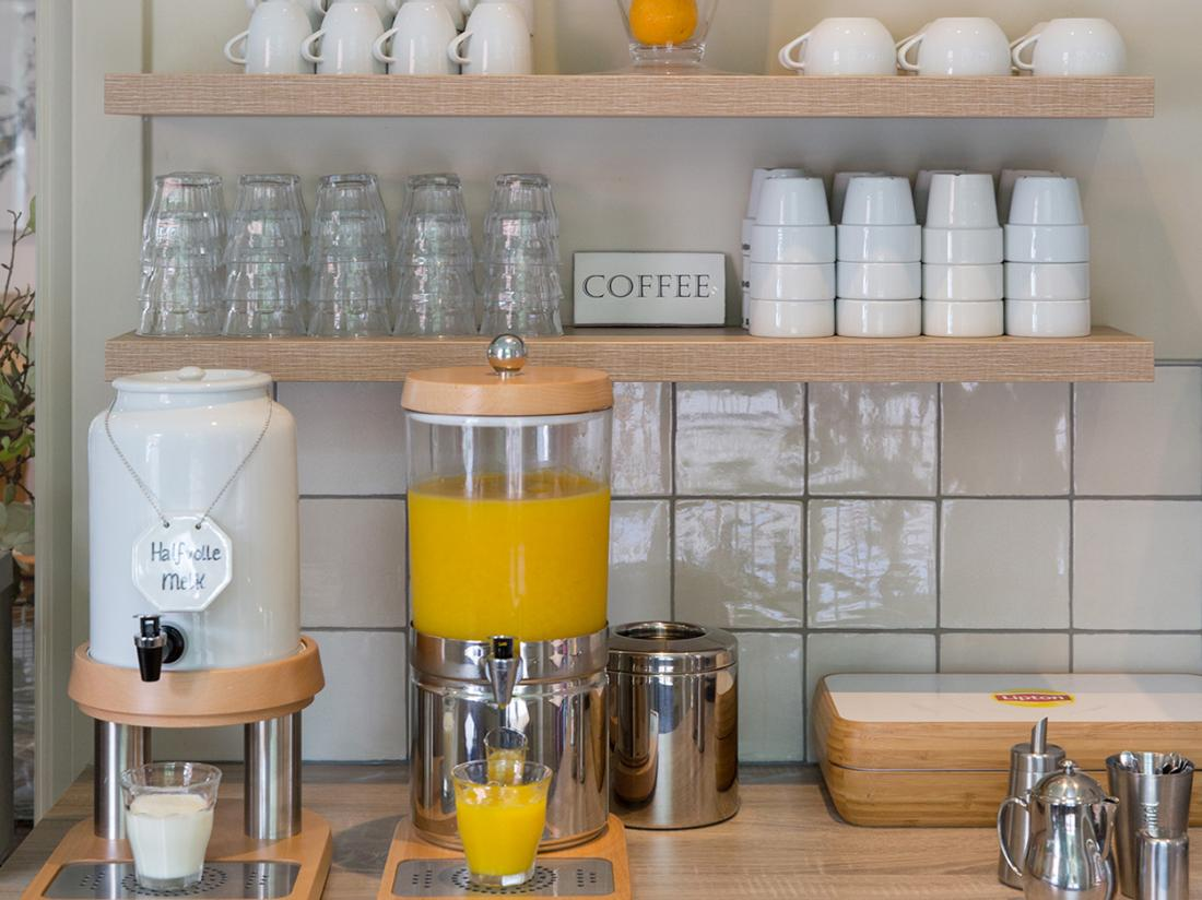 Ontbijt Buffet Erve Hulsbeek Overijssel