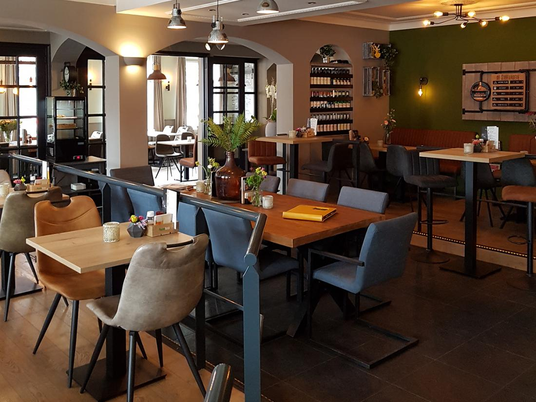 Restaurant Trefpunt Made Noord Brabant Overnachting
