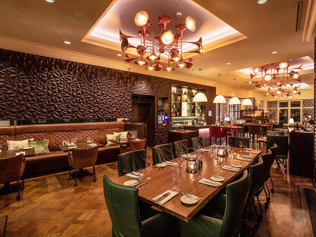 Hotelaanbieding dux hotel roermond restaurant